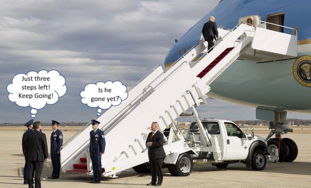 trump trip
